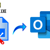 Repair PST file with SCANPST.EXE Tool