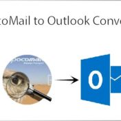 Pocomail to MS Outlook